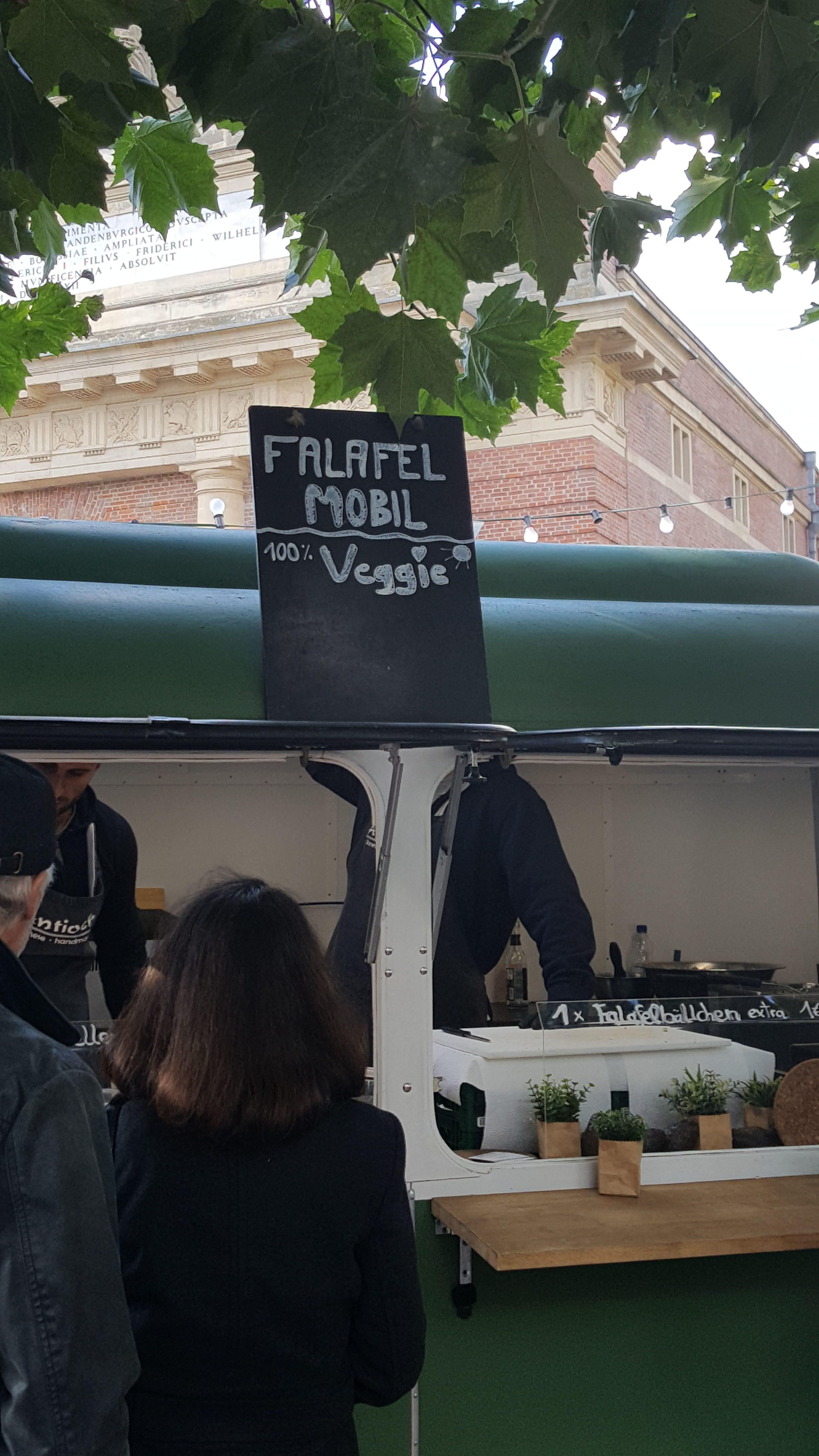 Antiochia Köln - Falafel vegetarisch und vegan