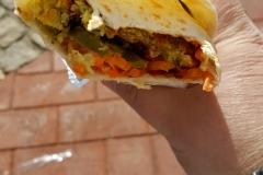 Classic Falafel Wrap
